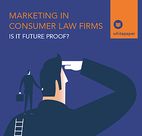 Whitepaper cover:  Is consumer law marketing future proof?