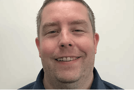 Steve Harrison, online and digital acquisitions manager